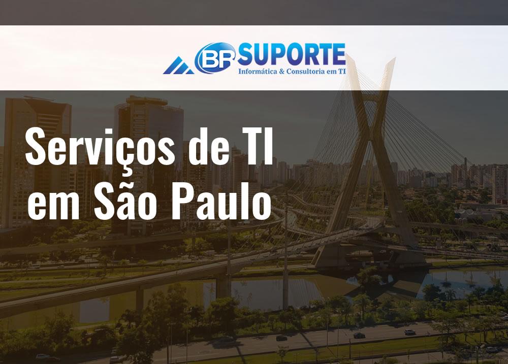 Serviços de TI em São Paulo